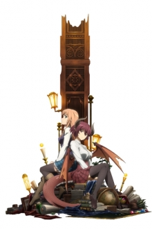 Manaria Friends, Cover, HD, Serien Stream, ganze Folge