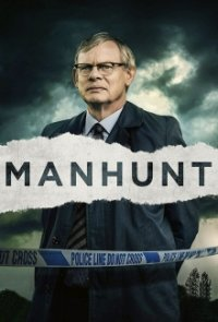 Poster, Manhunt (2019) Serien Cover