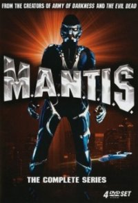 Poster, M.A.N.T.I.S. Serien Cover