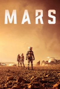 Cover der TV-Serie Mars