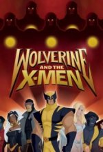 Cover Marvel Anime: Wolverine, Poster Marvel Anime: Wolverine