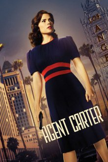 Cover Marvel's Agent Carter, Marvel's Agent Carter