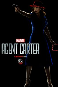 Cover Marvel's Agent Carter, Poster, HD