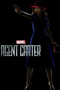 Cover Marvel's Agent Carter, Poster Marvel's Agent Carter