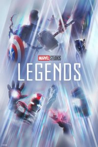 Cover Marvel Studios: Legends, Marvel Studios: Legends