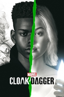 Marvel's Cloak & Dagger, Cover, HD, Serien Stream, ganze Folge