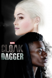 Marvel's Cloak & Dagger, Cover, HD, Stream, alle Folgen