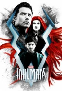 Cover Marvel's Inhumans, Poster Marvel's Inhumans