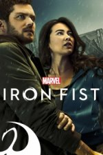 Cover Marvel's Iron Fist, Poster Marvel's Iron Fist