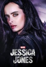 Cover Marvel's Jessica Jones, Poster Marvel's Jessica Jones