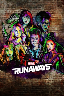 Marvel's Runaways, Cover, HD, Serien Stream, ganze Folge