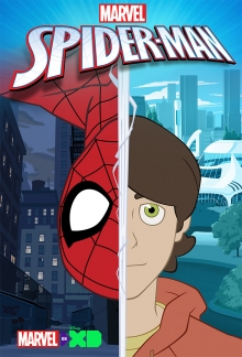 Marvel's Spider-Man, Cover, HD, Serien Stream, ganze Folge