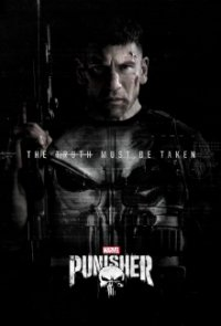 Marvel's The Punisher Serien Cover