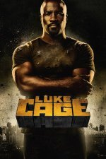 Cover Marvel's Luke Cage, Poster Marvel's Luke Cage