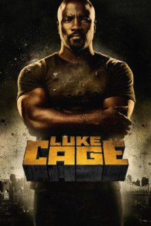 Cover Marvel's Luke Cage, Marvel's Luke Cage