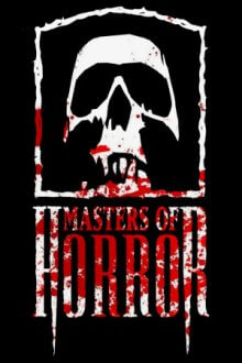 Cover Masters of Horror, Poster