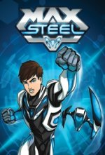 Cover Max Steel (2013), Poster Max Steel (2013)