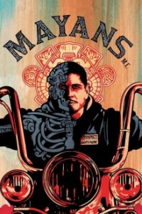 Poster, Mayans M.C. Serien Cover