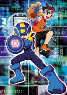 MegaMan NT Warrior, Cover, HD, Serien Stream, ganze Folge