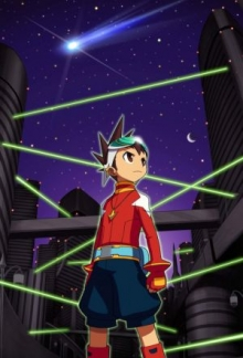 Megaman Star Force, Cover, HD, Serien Stream, ganze Folge