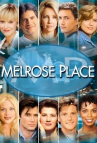 Poster, Melrose Place (1992) Serien Cover