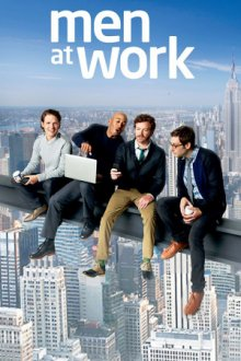 Men at Work Cover, Poster, Men at Work