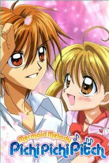 Mermaid Melody Pichi Pichi Pitch, Cover, HD, Serien Stream, ganze Folge