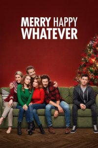 Poster, Merry Happy Whatever Serien Cover