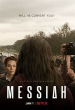 Cover Messiah, Poster Messiah