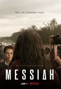 Poster, Messiah Serien Cover