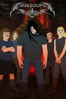 Cover Metalocalypse, Poster, HD