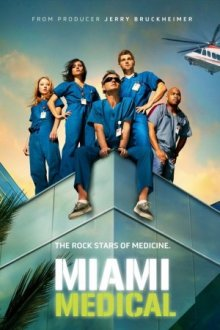 Miami Medical Cover, Online, Poster