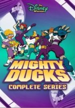 Cover Mighty Ducks - Das Powerteam, Poster Mighty Ducks - Das Powerteam
