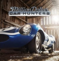 Poster, Million Dollar Car Hunters Serien Cover