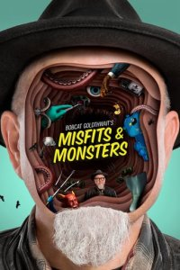 Poster, Misfits & Monsters Serien Cover