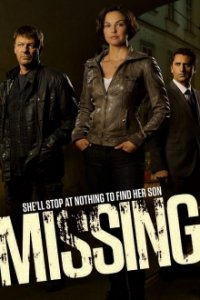 Poster, Missing Serien Cover