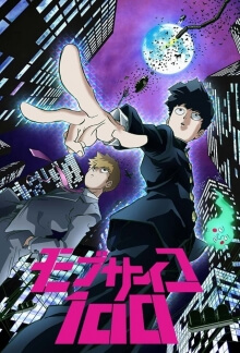 Mob Psycho 100, Cover, HD, Stream, alle Folgen