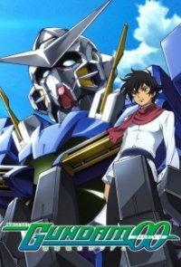 Poster, Mobile Suit Gundam 00 Serien Cover