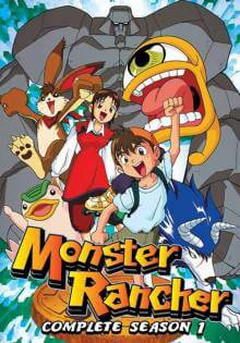 Cover Monster Rancher, Monster Rancher