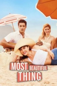 Poster, Most Beautiful Thing Serien Cover