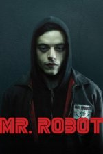 Cover Mr. Robot, Poster Mr. Robot