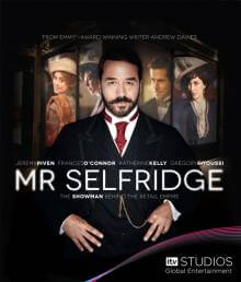 Cover Mr Selfridge, Poster Mr Selfridge