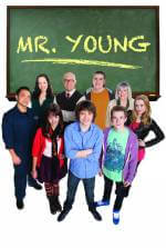 Cover Mr. Young, Poster Mr. Young