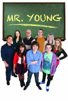 Mr. Young Cover, Online, Poster