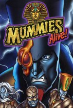 Cover Mummies Alive - Die Hüter des Pharaos, Poster Mummies Alive - Die Hüter des Pharaos