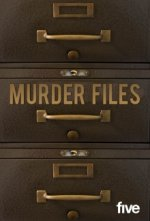 Cover Murder Files, Poster Murder Files