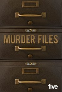 Murder Files Serien Cover