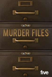 Murder Files, Cover, HD, Stream, alle Folgen