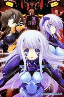 Muv-Luv Alternative: Total Eclipse, Cover, HD, Serien Stream, ganze Folge