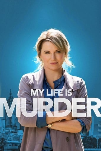 My Life Is Murder, Cover, HD, Serien Stream, ganze Folge